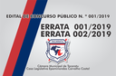 ERRATA  001/2019 | ERRATA 002/2019