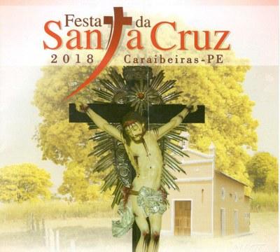 Programação Festa da Santa Cruz