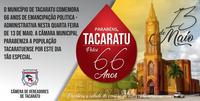 Parabéns Tacaratu